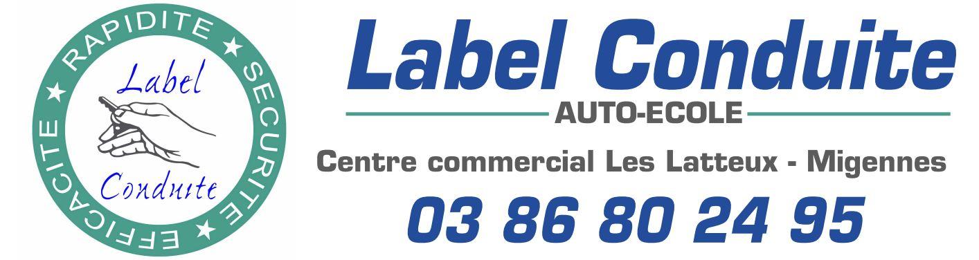 Label Conduite